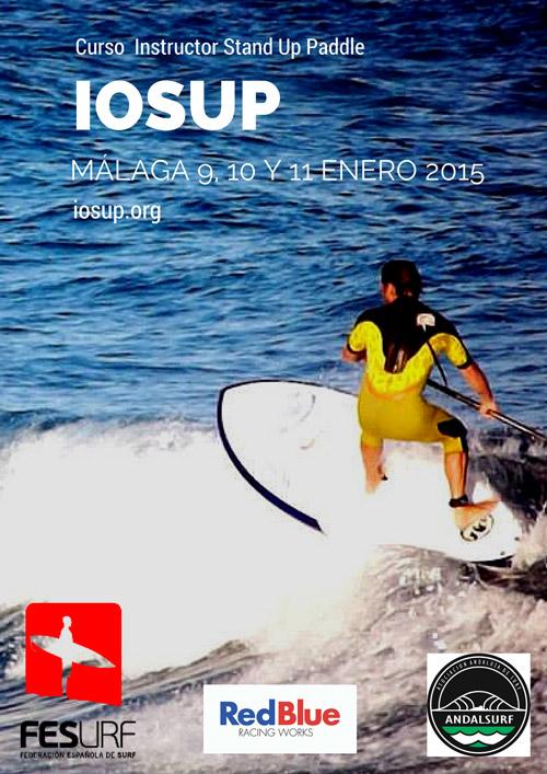 Curso de Instructor de Paddle Surf en Malaga