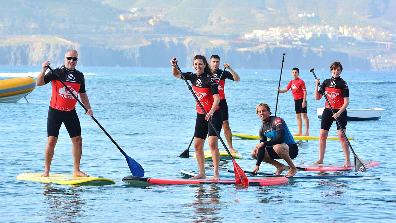 Escuelas de Paddle Surf en Malaga